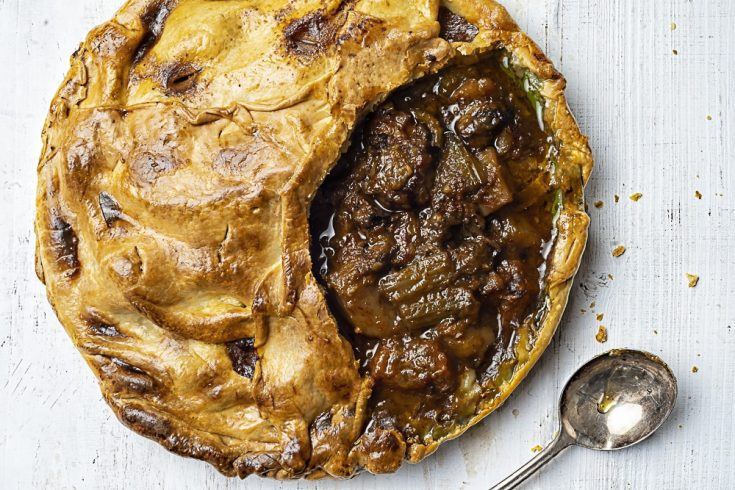 traditional beef pie