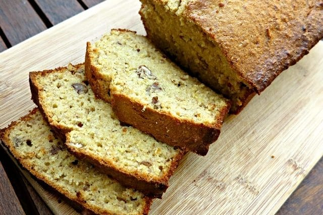Old-Fashioned Banana and Yoghurt Bread