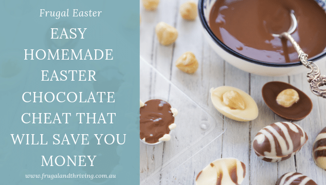 Easy Homemade Easter Chocolates Cheat That will Save You Money