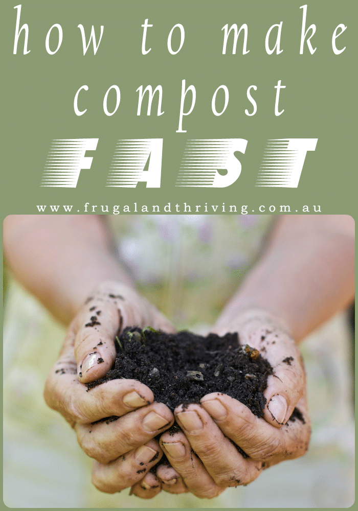 How to Make Compost Fast