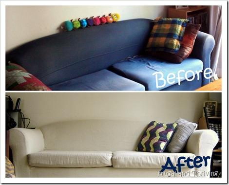 lounge slipcover