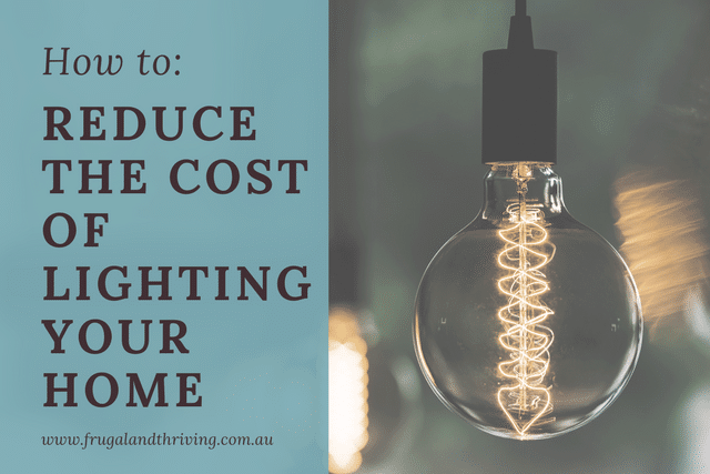 Cut Your Power Bill and By Reducing the Cost of Lighting Your Home