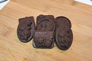 homemade chocolate from scratch