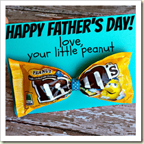 Father's Day Card from Crafty Morning | Frugal and Thriving Round Up