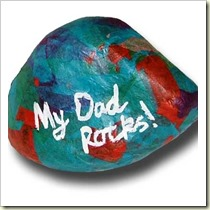 My Dad Rocks from Our Family World | Frugal and Thriving Round Up