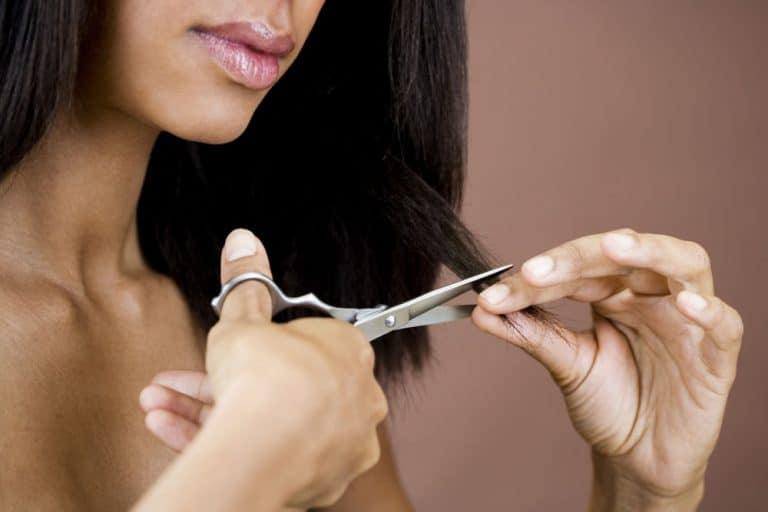 How to Cut Your Own Split Ends and Save on Hairdressing Costs