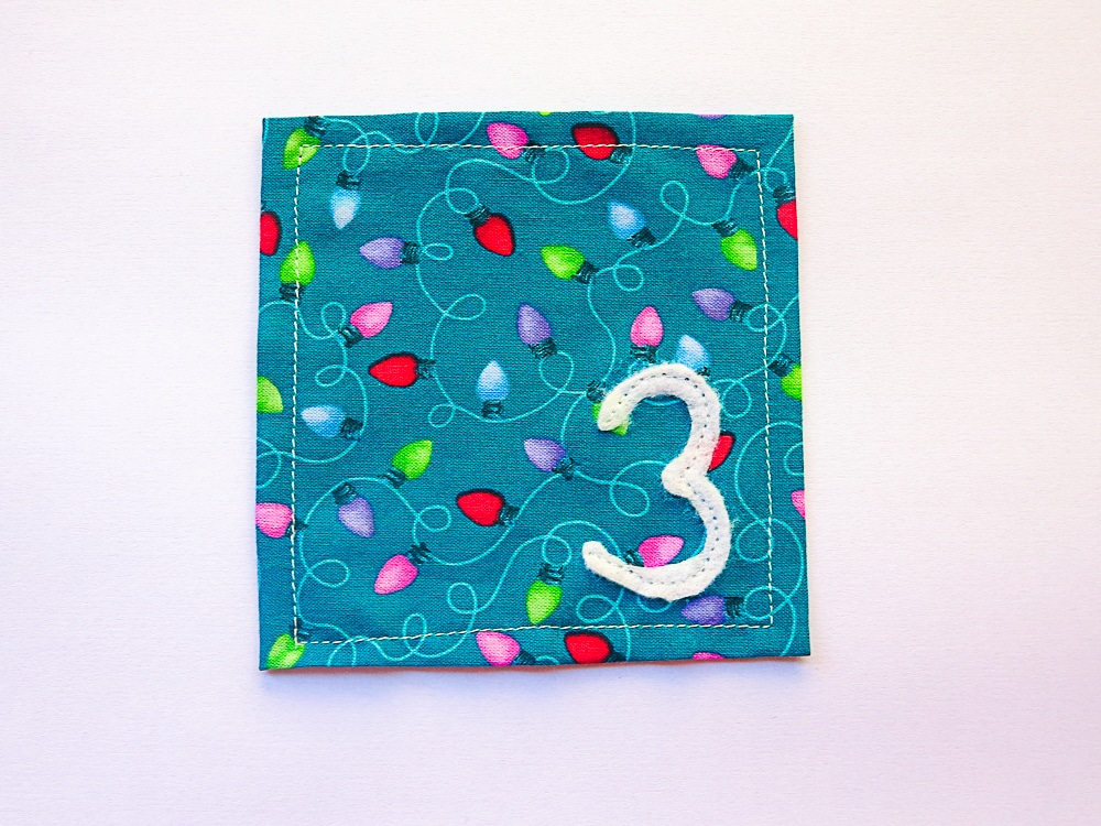 sew date on pockets