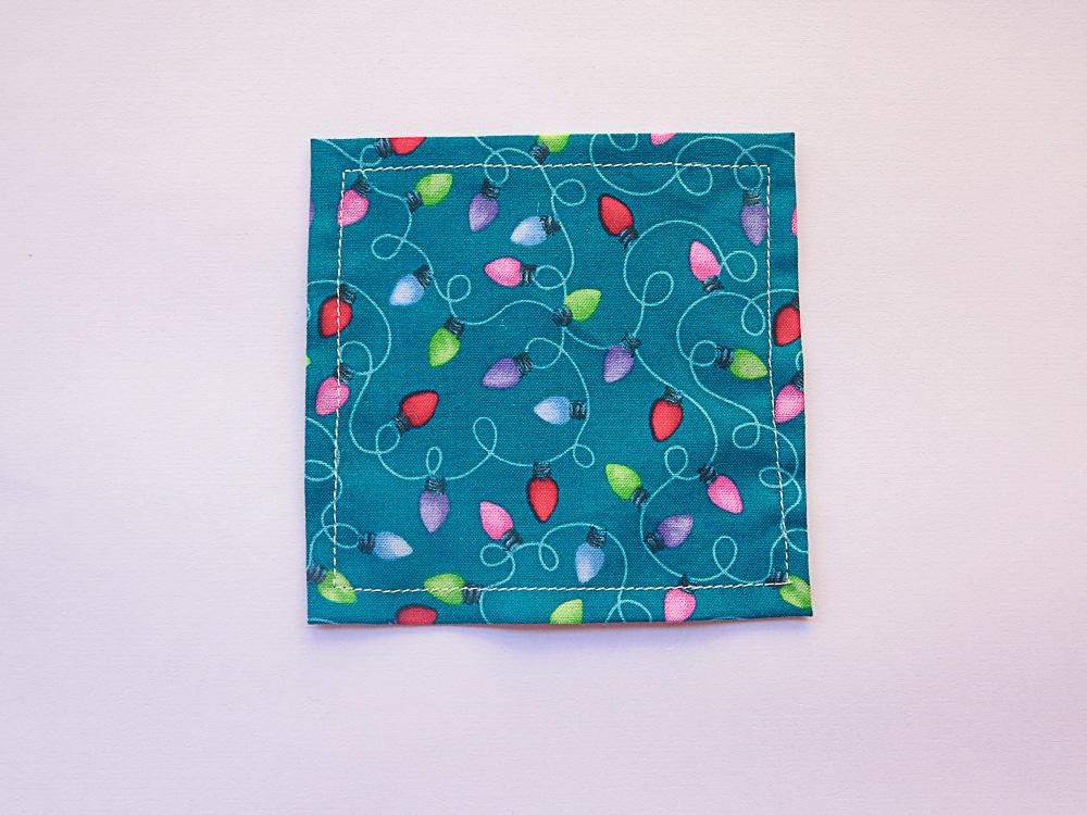 top stitch pockets