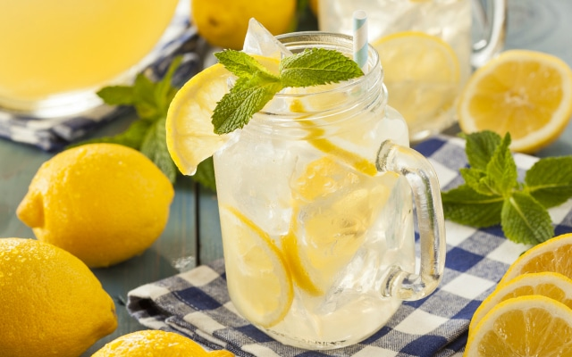 Replenish with this Homemade Electrolyte Drink
