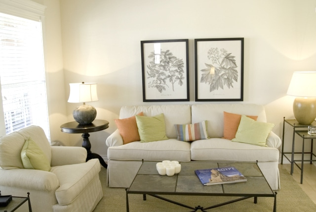 stage your home for resale