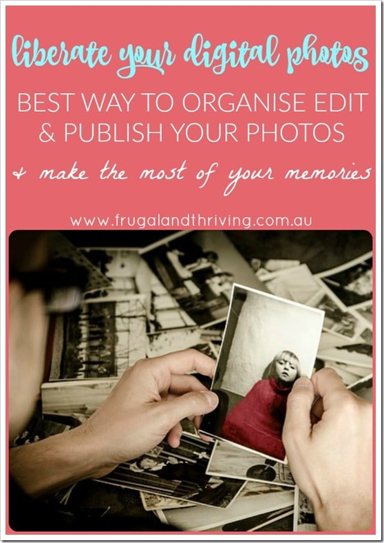 best way to manage your digital photos
