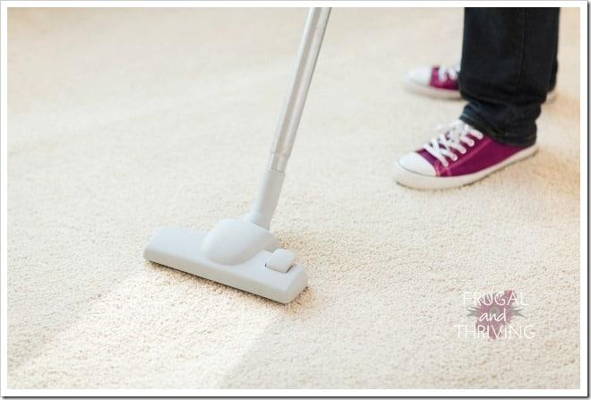 homemade carpet deoderiser