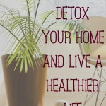 how to detox your home