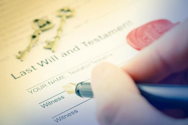 Tips Writing Your Last Will and Testament