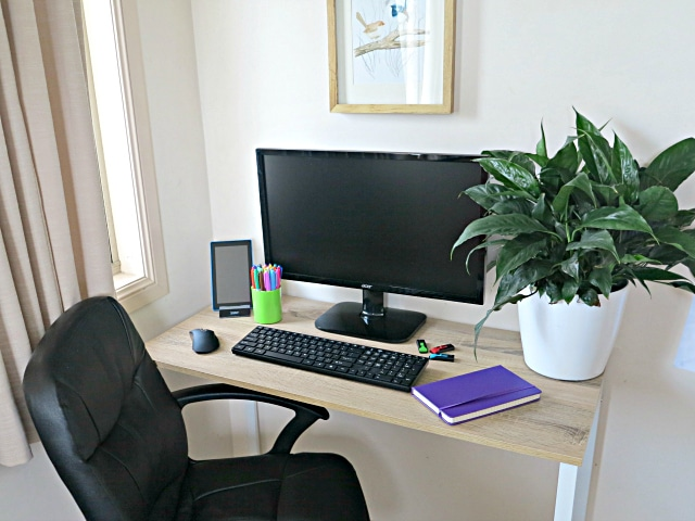 How To Create A Home Office You'll Love On A Budget