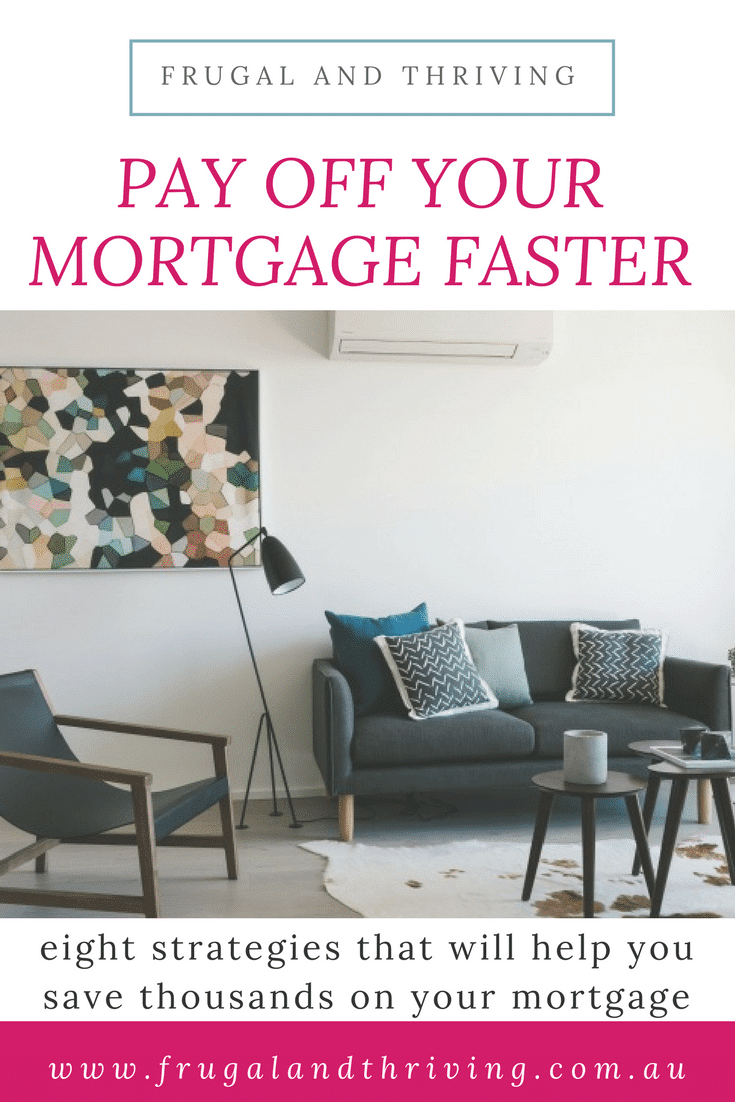 8 strategies to pay off your home loan sooner