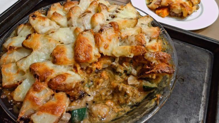 Shepherds Pie Recipe Using Nothing but Leftovers