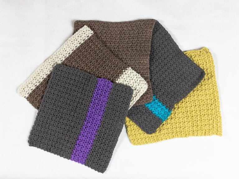 Roundup: knitted dishcloth patterns
