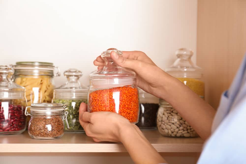 tips for an organised pantry