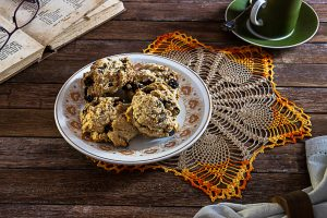 traditional rock cakes