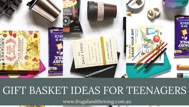 Gift Basket Ideas For Teenagers That They Will Actually Like