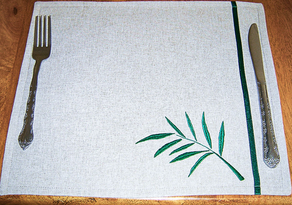 make your own placemats