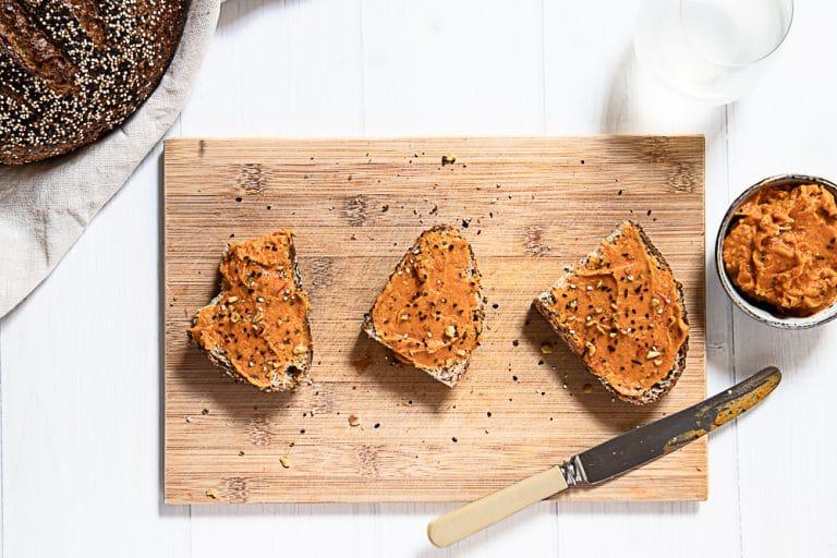 Spreadable Roast Vegetable Pate – Vegan-Friendly